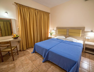 Blue Aegean Hotel in Gouves - Family Two Bedroom Suite Second Bedroom