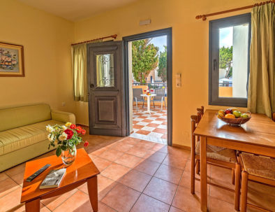 Blue Aegean Facilities for Disabled Guests (One Bedroom Suite)