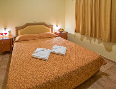 Blue Aegean Hotel in Gouves - Family Two Bedroom Suite Master Bedroom 2