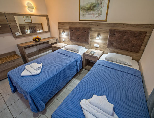 Blue Aegean Hotel & Suites in Gouves Superior Two Bedroom Suite - Second Bedroom 2