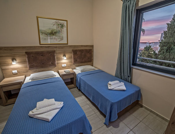 Blue Aegean Hotel & Suites in Gouves Superior Two Bedroom Suite - Second Bedroom
