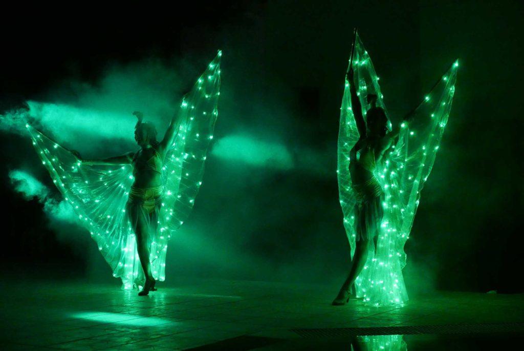 Entertainment Blue Aegean - Light Show