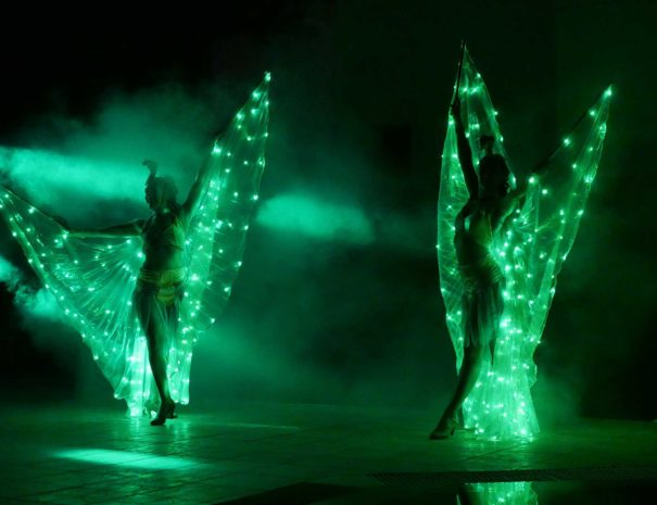 Entertainment Blue Aegean - Light Show
