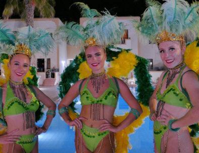 Entertainment Blue Aegean - Voilà - International Dance Show