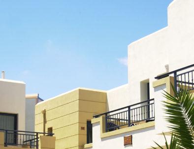 Blue Aegean Facilities Balcony