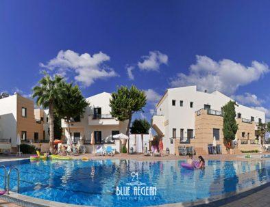 Blue Aegean Hotel & Suites Gouves Heraklion Crete, Main Pool