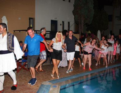 Entertainment Blue Aegean - Greek Night, Gouves Crete