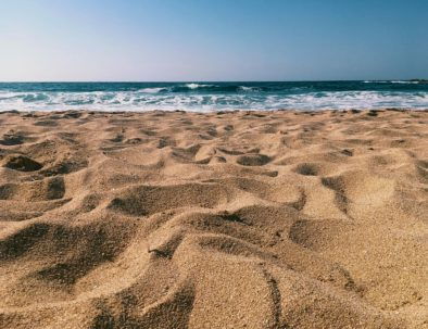crete beautiful beach gouves