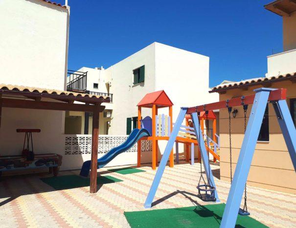 Blue Aegean Facilities - Children's Playground