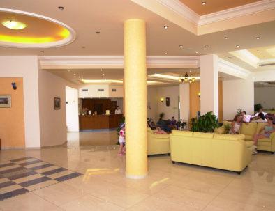 Blue Aegean Facilities - Reception