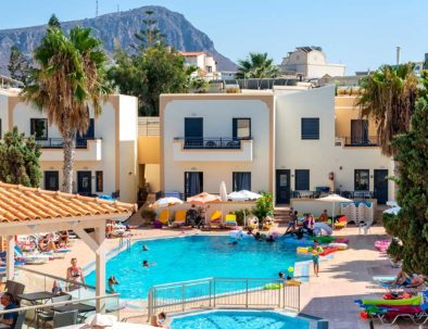 Blue Aegean Hotel Gouves Crete