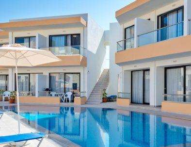 Blue Aegean Annex Building
