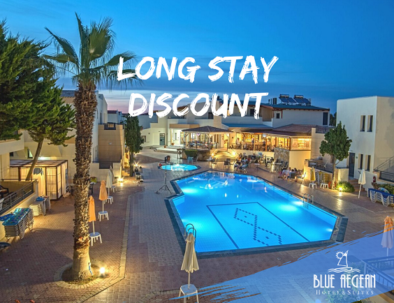 Long Stay Discount