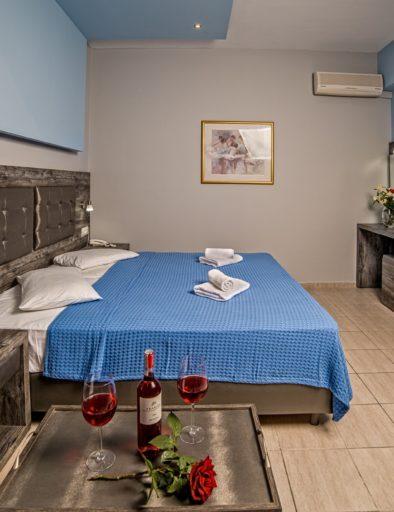 superior 2 Bedroom Suite, Master Bedroom