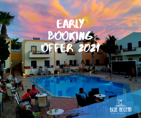 Early Booking Offer 2021